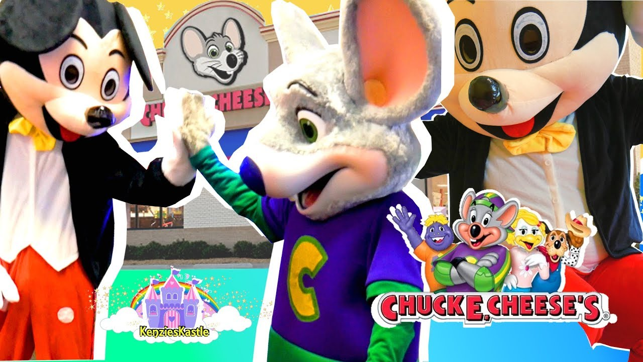 mickey mouse goes to chuck e cheeses family fun indoor play area for kids youtube. Black Bedroom Furniture Sets. Home Design Ideas