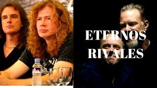 Megadeth, la eterna competencia....
