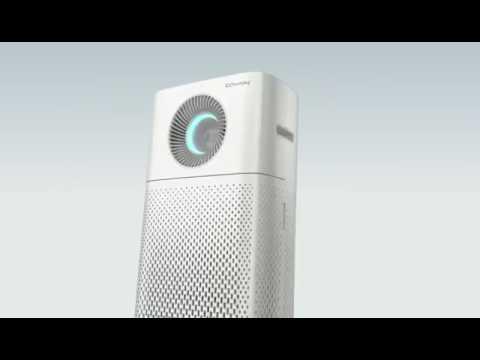 Coway Air Purifier Storm Ap 1516d Youtube