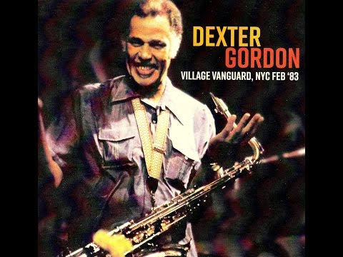 Dexter Gordon Quartet 1983 - The Jumpin' Blues & Intros