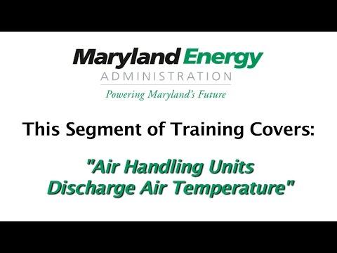 5 Air Handling Units Discharge Air Temperature