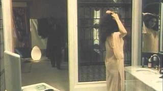 Francesca Dellera and Alain Delon, the best sex symbols in the world in a very sexy scene