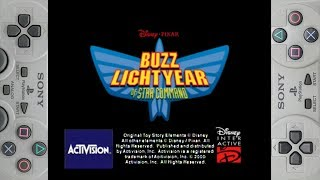 Buzz Lightyear of Star Command (Sony PlayStation\PSX\PSone\PS1\Game Trailer) Full HD