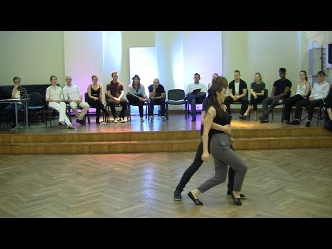 Open Strictly - 3rd place - Philipp Wolff & Raisa Khismatullina - Old Town Swing 2018