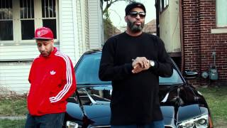 Supa Emcee, Sylvio Vega, Big Rube, Mu (DJ Dez & DJ Butter)- Spirit Of Detroit (Official Video)