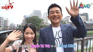 SỐC cô gái Việt Nam tiết lộ lần đầu gặp chồng Nhật Bản 'trông như ông già' vì lớn hơn tận 25 tuổi 😱