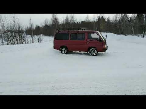 Nissan Caravan Homy LSD LOCK. САМОБЛОКИРУЕМЫЙ ДИФФЕРЕНЦИАЛ