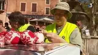 Puget-Théniers : les Gilets jaunes organisent un marché citoyen éco-responsable
