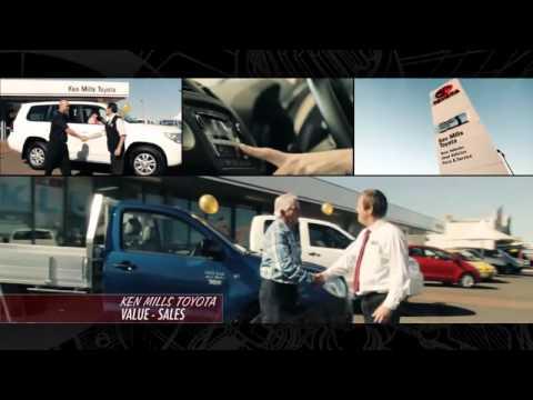 Ken Mills Toyota >> Ken Mills Toyota Kingaroy Maroochydore Nambour Mundubbera Mp4