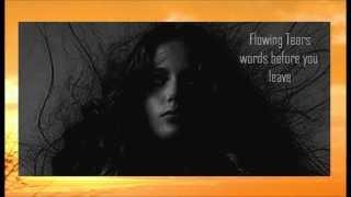 Flowing Tears   Words before you leave (Lyrics)