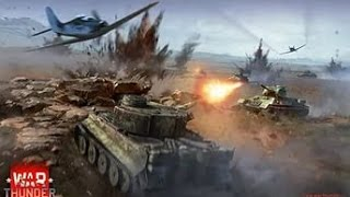 Профессионал Артем Черный играет в War Thunder