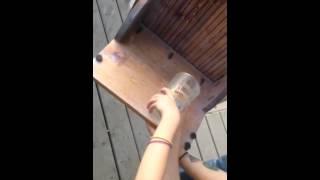 Never Wet Vs Wood