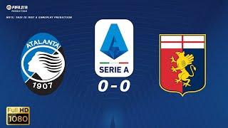 Atalanta vs genoa - serie a tim 2020/21 17-01-2021 | fifa 21