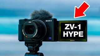 Best Camera for Vlogging 2020? Hint: It's NOT the Sony ZV-1