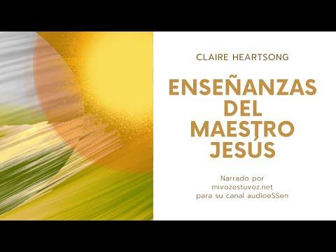 ENSEÑANZAS DEL MAESTRO JESÚS - Extraído del libro Ana, la abuela de Jesús