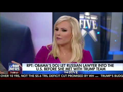 Meghan McCain and Juan Williams Throw Down Over Russian Meeting  'Those Are the Facts!'