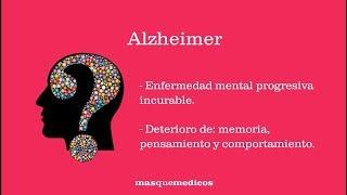 Sintomas alzheimer enfermedad de tratamiento causas y