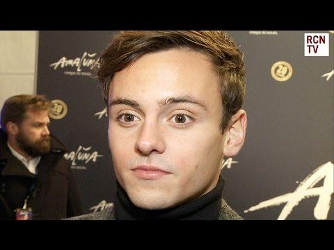 Tom Daley Interview - Rio Olympics 2016 & Wedding Plans