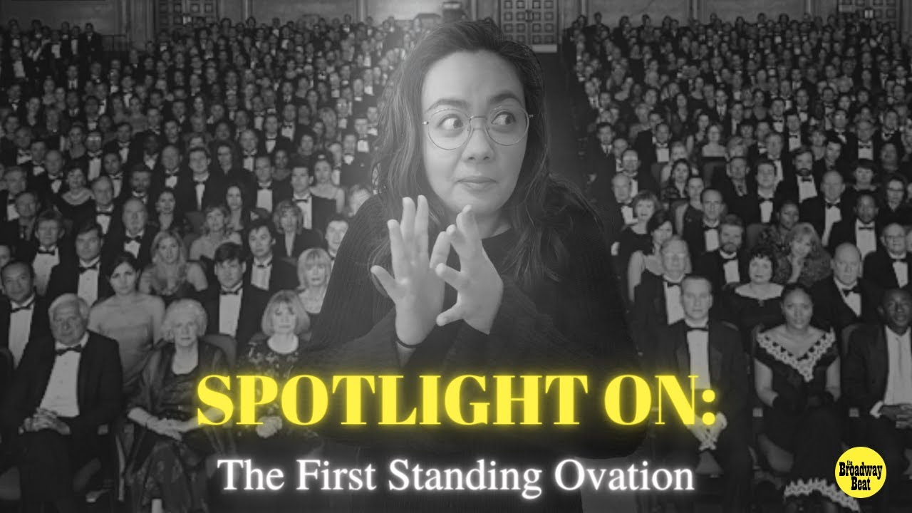 SPOTLIGHT ON: The First Standing Ovation