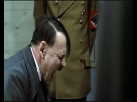 Bertel Haarder / Hitler informeres om interview med DR-jounalist.wmv