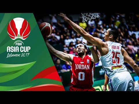 Download Youtube: Highlights from Philippines v Jordan in Slow Motion - Classification 7-8 - FIBA Asia Cup 2017