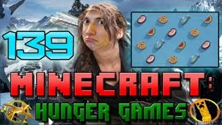 Minecraft: Hunger Games w/Mitch! Game 139 - ALL THE FOODZ!