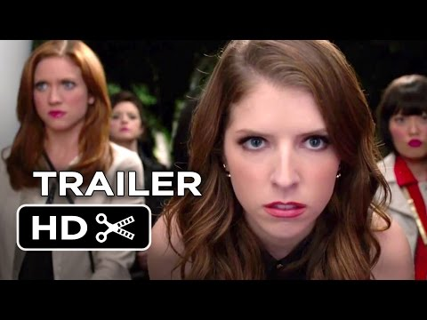 Thumbnail: Pitch Perfect 2 Official Trailer #1 (2015) - Anna Kendrick, Elizabeth Banks Movie HD