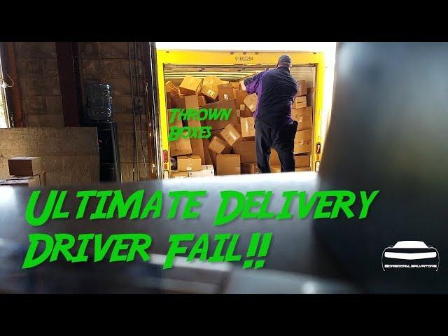 Ultimate work FAIL! FedEx