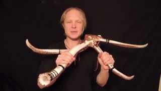 4 Chamber Mayan Rack Flute ((( RootFlute )))