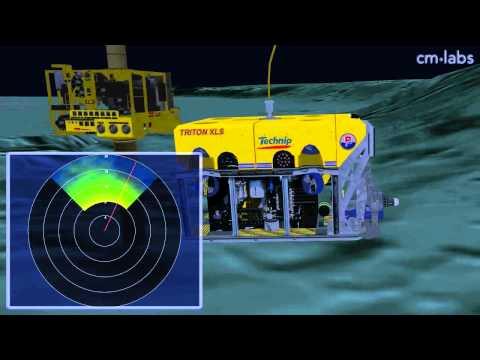 sonar simulation