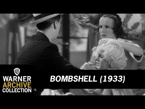 Bombshell (1933) – Makeup Messup