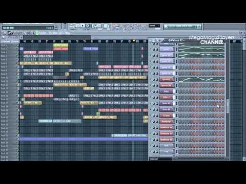 Making Of Avicii Ft Santana & Wyclef  - Dar Um Jeito (We Will Find A Way)  Fl studio