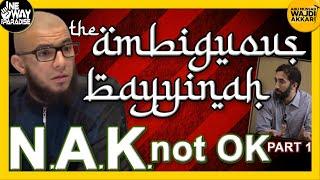 The Ambiguous Bayyinah  |  Abu Mussab Wajdi Akkari