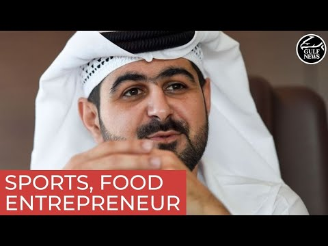From sports domination to food business: Meet Dubai entrepreneur Mohammad A. Baker