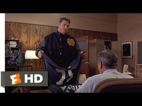 Rudy 58 Movie   This Is for Rudy, Coach 1993 HD
