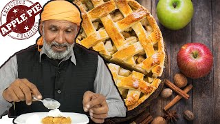 Tribal People Try Apple Pie for the First Time
