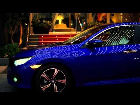 All New 2016 Honda Civic