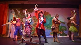 Namaste Teatro Presenta: Peter Pan ¡Un Musical Lleno de Aventuras!