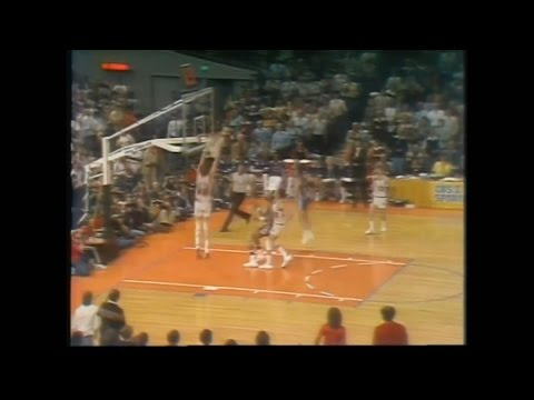 Greatest Moments in NBA History - Bill Walton 1977 NBA Finals