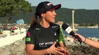 Rosecler Costa, a IronMãe, fala sobre conciliar esporte de alto rendimento e vida pessoal.