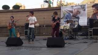 20130708 林少緯&使壞樂團- 周旋 @新竹市站前廣場