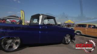Goolsby Customs 1964 Apache c10 /Gears Wheels and Motors