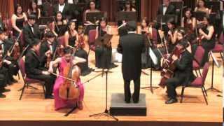 Hungarian Rhapsody, Op. 68, David Popper Cello Solo with Orchestra