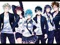 Blue Wells: Wings of Light - Yuu and Fuuka version 風夏 Fuuka