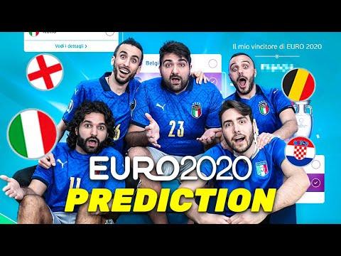 ⚽🏆 ECCO COME FINIRA' EURO 2020 secondo gli ELITES!