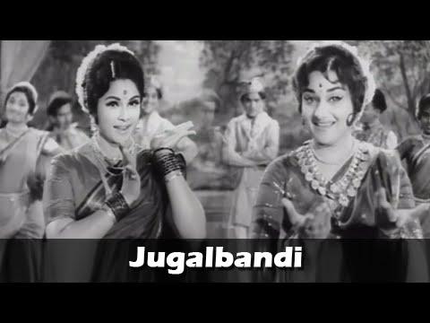 Jugalbandi - Marathi Song - Gan Gavlan Movie - Jayshree Gadkar, Arun Sarnaik