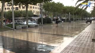 Cap de setmana de pluja a Roses, Castelló d'Empúries i Cadaquès