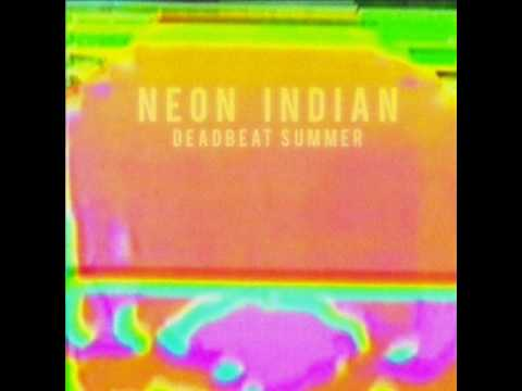 Here We Go Magic   Deadbeat Neonn Indian Cover