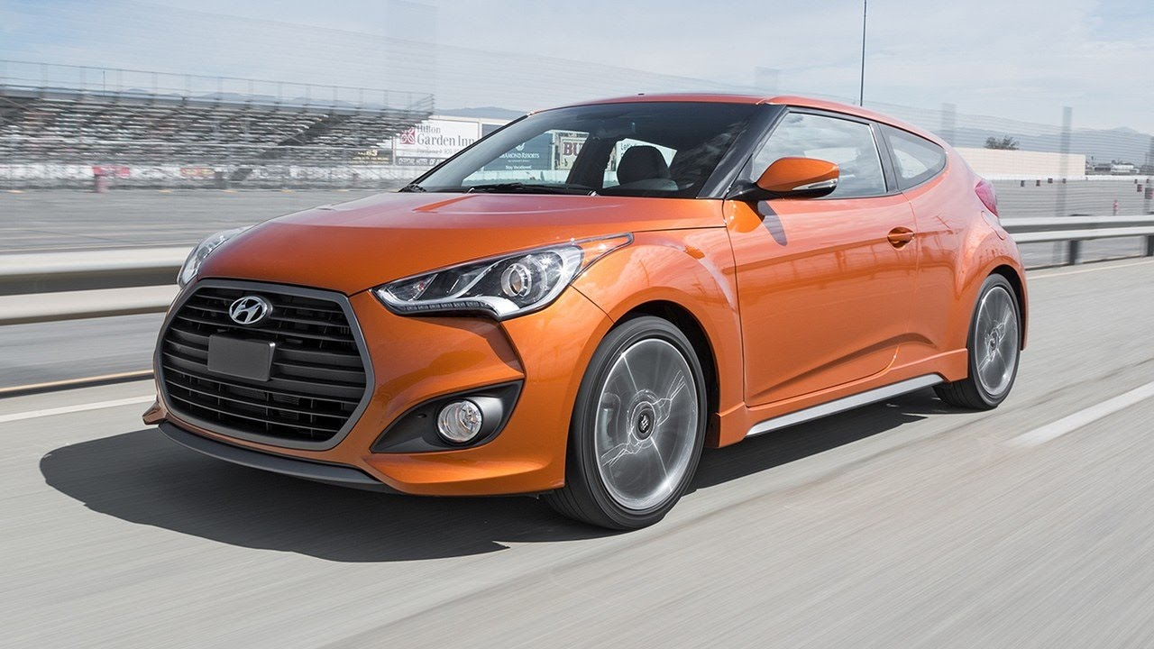 2017 Hyundai Veloster Turbo First Test Review Youtube