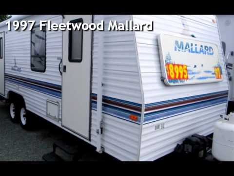 1997 Fleetwood Mallard For Sale In Medford Or Youtube